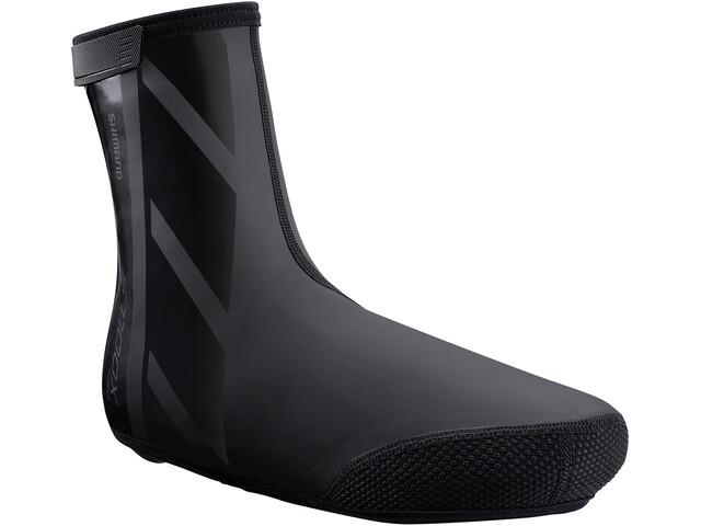 Shimano S1100X H2O Copriscarpe nero